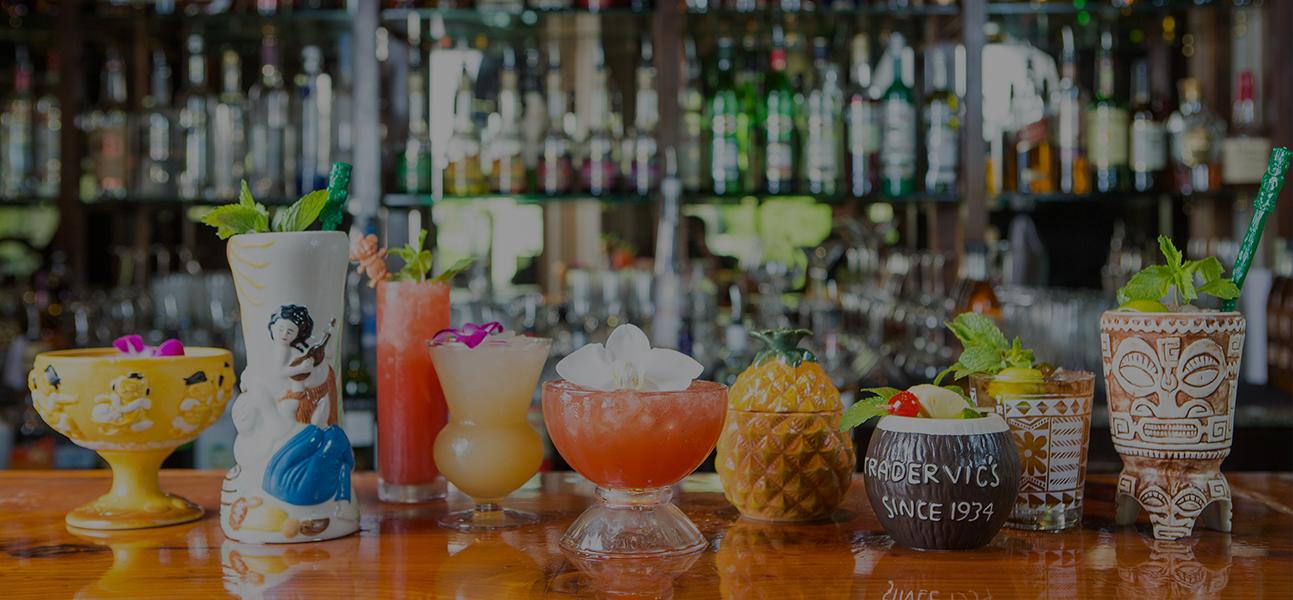 Drink - Trader Vic's Atlanta on